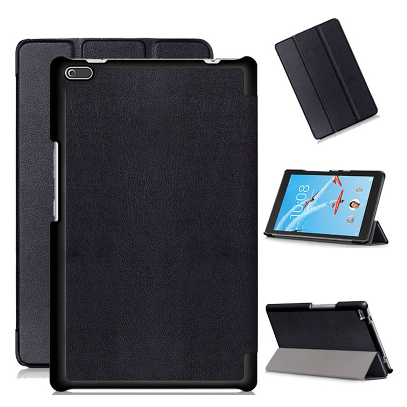 For Lenovo Tab 4 8 TB-8504F TB-8504N Auto Sleep/Wake Up Slim Flip Stand  Leather Case For Lenovo Tab 4 8504F/N Protective Cover