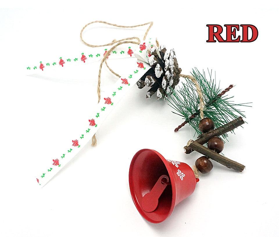 Різдвяні прикраси 1шт windbell для - Святкові та вечірні предмети