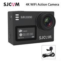 SJCAM SJ6 LEGEND 4K WiFi Action Camera Dual Screen HDMI Outdoor FOV Waterproof With External MIC