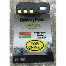 Baterias de lítio bateria Para câmera Digital CASIO CNP90 CNP-90 NP90 EX-H10 EX-H15 EX-H20G EX-FH100 EX-H20 EX H10 H15 H20 H20G