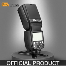 Pixel X800N Standard Flash for Nikon D750 D7200 D5300 ITTL High Speed Sync Speedlite Wireless Flash PK YONGNUO YN568EX YN565EX(China)