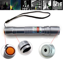 Good Quality 2015 newest High power 523nm 500mw laser pointer flashlight green laser Flashlight Green light Free shipping