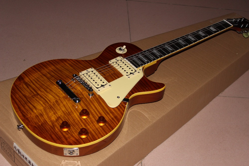 New arrive Custom Shop top standard 1959 r9 Electric Guitar , standard high quality guitarra, some countries free shipping