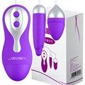 Potente vibración magic huevos del amor suave material abs 10 velocidad masajeador vibrador para las mujeres productos adultos del sexo femenino juguetes sexuales