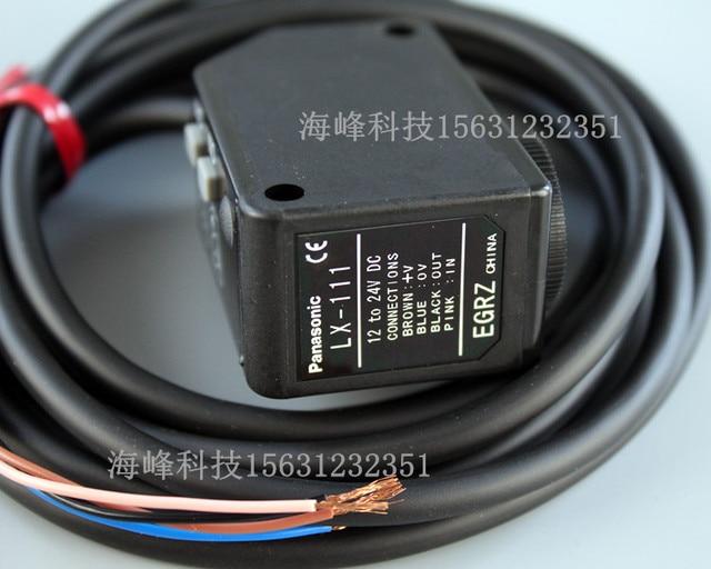 Matsushita capteur de couleur, nouveau capteur de couleur original, interrupteur photoélectrique, photo, Panasonic, Matsushita