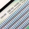 Nova marca Natural macio 3D Chicote Chicote W Cílios Magia M Lash 0.15C Extensão Dos Cílios Mink espessura lask