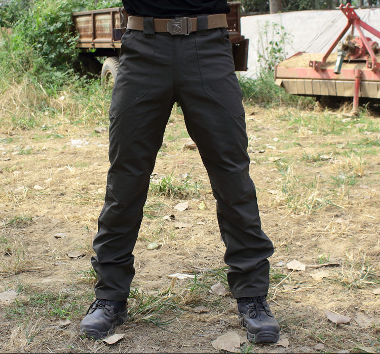 2018 New Cotton War Game men tactical pants camouflage cargo pants casual pants army military work Active Pants trousers men