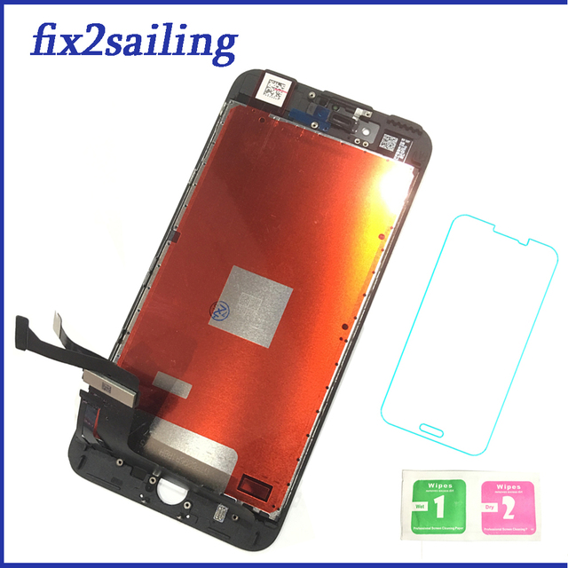 100% Grade AAA LCD Display With Touch Screen Digitizer Assembly Replacement For Apple iPhone 7 Plus Black/White