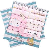 Brand newborn baby gift set,Infant Clothing Set 20 pcs Baby boys girls High Quality clothing for the newborns baby wear