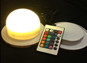 120mm induction charge led light