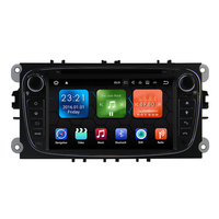 Android 7.1 Car DVD Player GPS for FORD Mondeo S MAX FOCUS 2 Radio Navigation Bluetooth