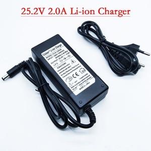 Image 5 - LiitoKala 24V 4000mAh Battery Pack 25.2V 4Ah 18650 Rechargeable Battery Mini Portable Charger For LED/Lamp/Camera/CCTV+2Acharger