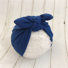 59f05719bf7 Baby Caps for Girls Summer Solid Kids 3 4 6 9 12 16 Months   Baby
