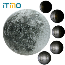 hot deal buy itimo  healing moon lamp led night light wall lamp novelty lighting gift for kids with remote control indoor lighting