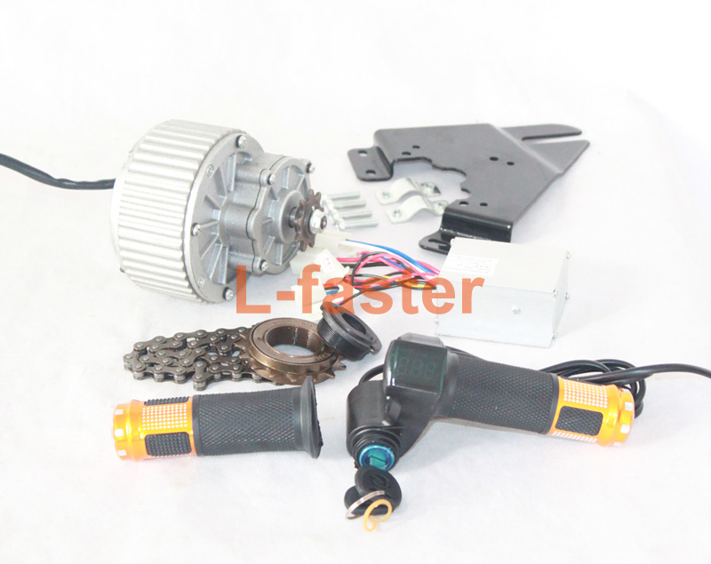 250w 450w e bike drive system electric bicycle motor kit. Black Bedroom Furniture Sets. Home Design Ideas