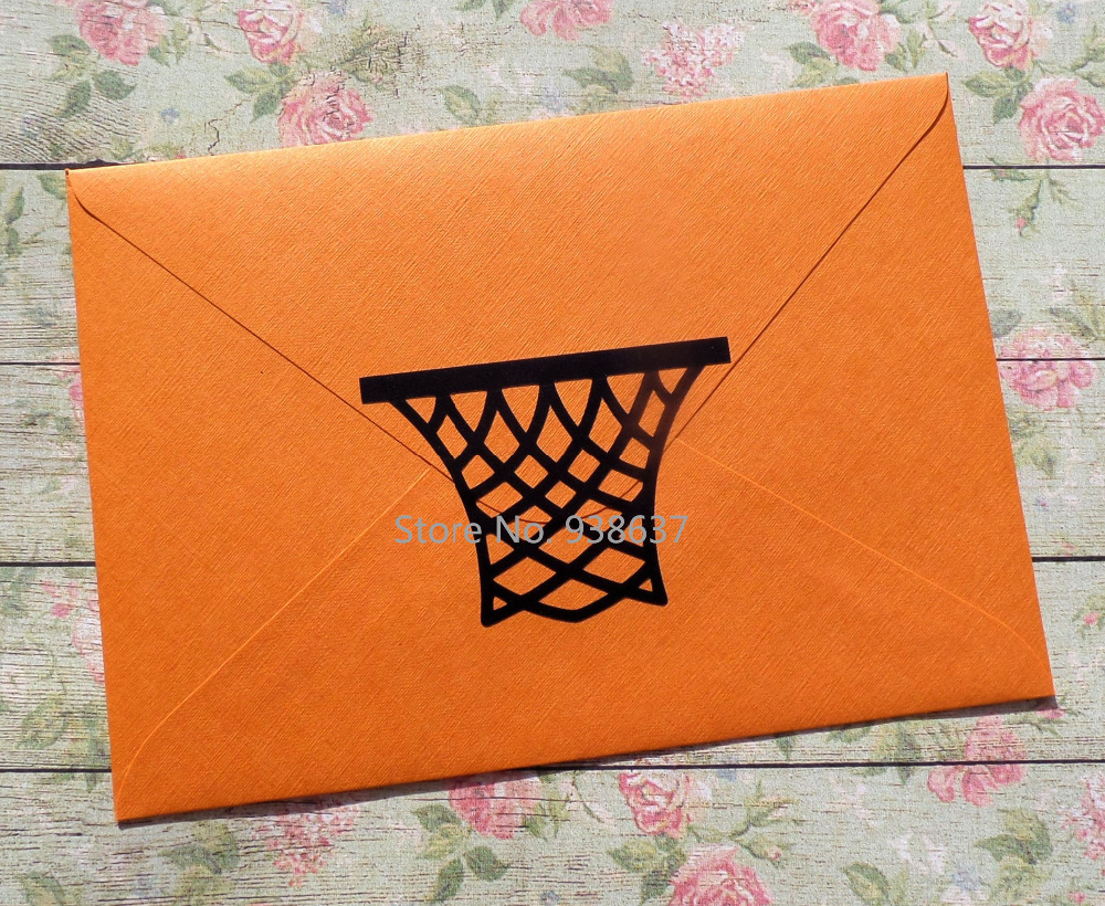 Bruce jin's store 15 Basketball Decals Removable Wallpaper Invitation Seal Self Adhesive Stickers Cool Decor Sports Birthday Party Supplies ZB173