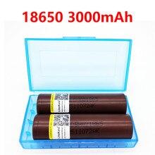 Liitokala Lii-HG2 rechargeable battery 18650 3000mAh capacity electronic cigarette rechargeable battery 30A high current цена и фото