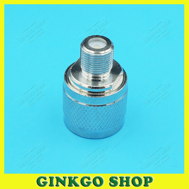 80pcs/lot N Plug RF Coaxial Connectors N to F F High Frequency for Antenna Cell Phone Signal Cable Connector