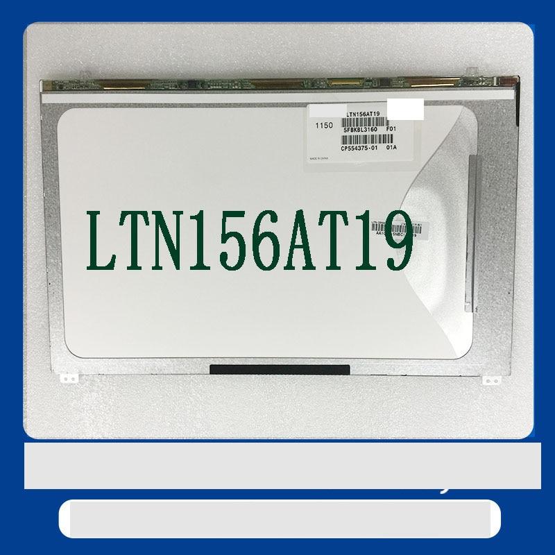 Free shipping Brand new and Original 15.6 WXGA LTN156AT19 LTN156AT18 N156BGE-E52