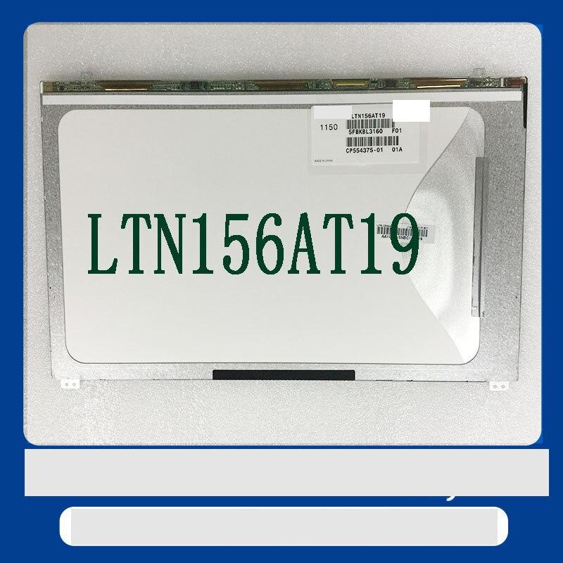 Livraison gratuite Marque nouveau et Original 15.6 WXGA LTN156AT19 LTN156AT18 N156BGE-E52 LTN156AT19-001 LTN156AT19-501