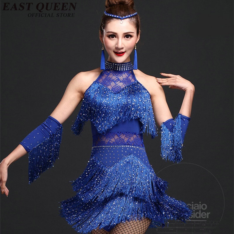 Latin dance dress women latin dance costumes for women 2018 new arrivals sexy samba costume female