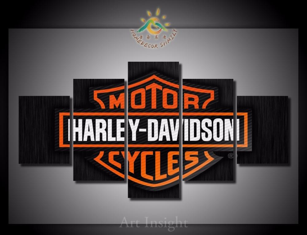 Awesome 25 harley davidson wall decor decorating for Decoration maison harley davidson
