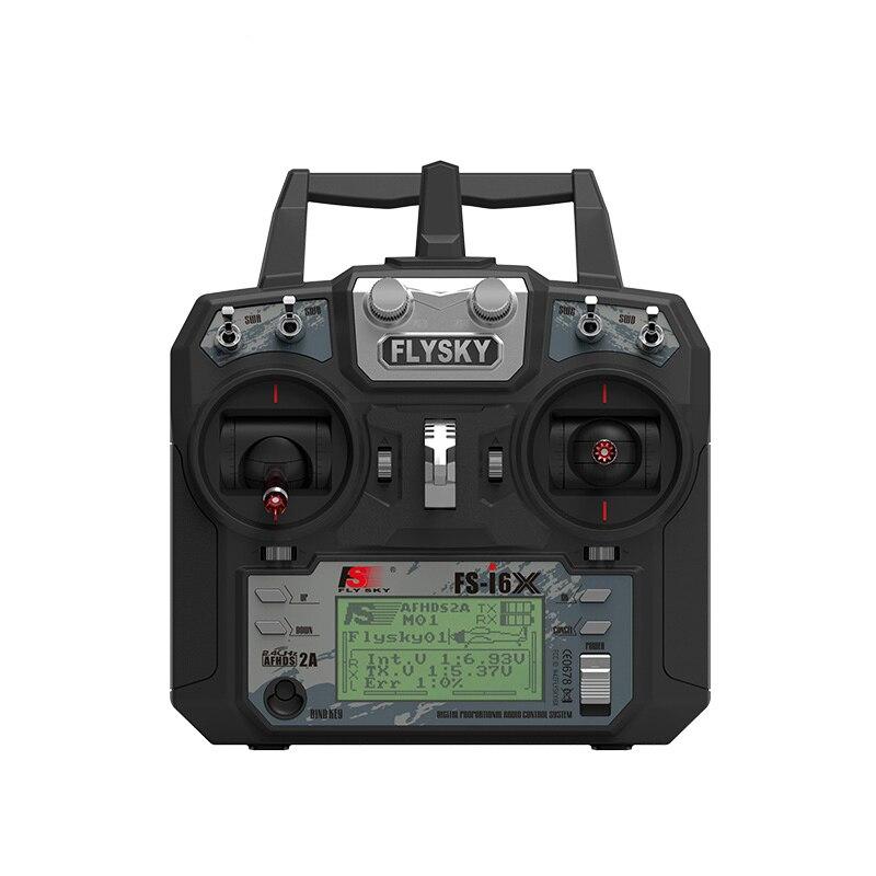 Nieuwste Flysky FS i6X 2.4 GHz 10CH RC Zender Met i BUS Ontvanger Voor RC Heli Quadcopter Vliegtuig-in Onderdelen & accessoires van Speelgoed & Hobbies op  Groep 1