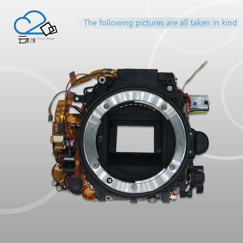 D7100 mirror box,small main body with shutter motor aperture for Nikon