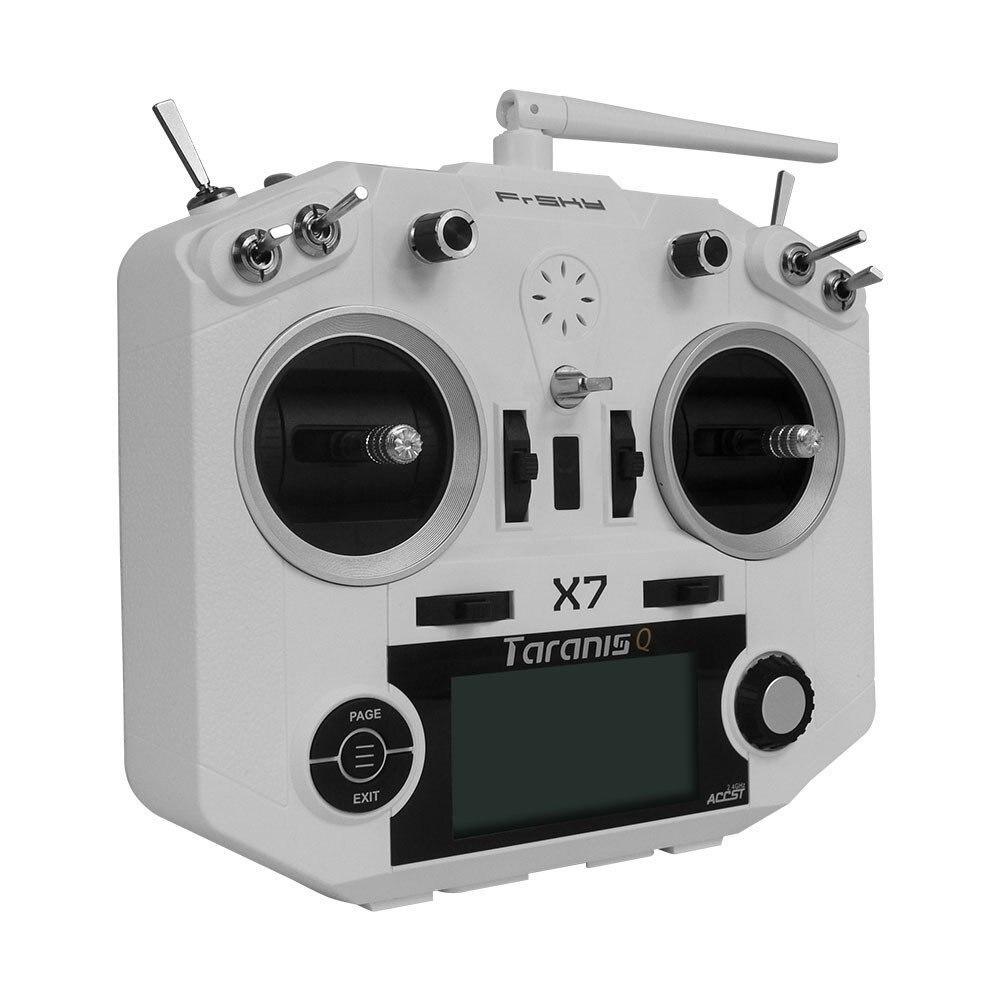 Frsky ACCST Таранис Q X7 2,4 г 16CH RC передатчик для FPV Racing дроны
