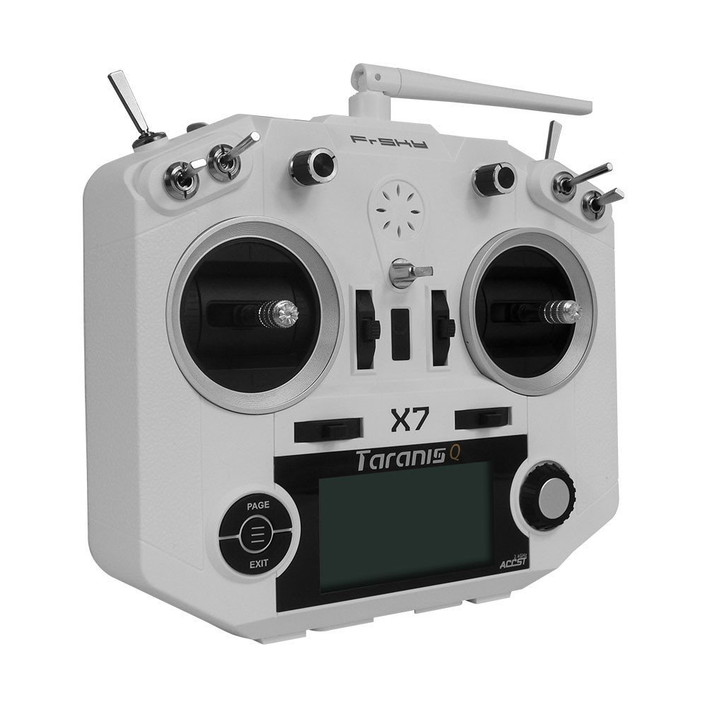 Frsky ACCST Taranis Q X7 2.4G 16CH RC Transmitter for FPV Racing Drones