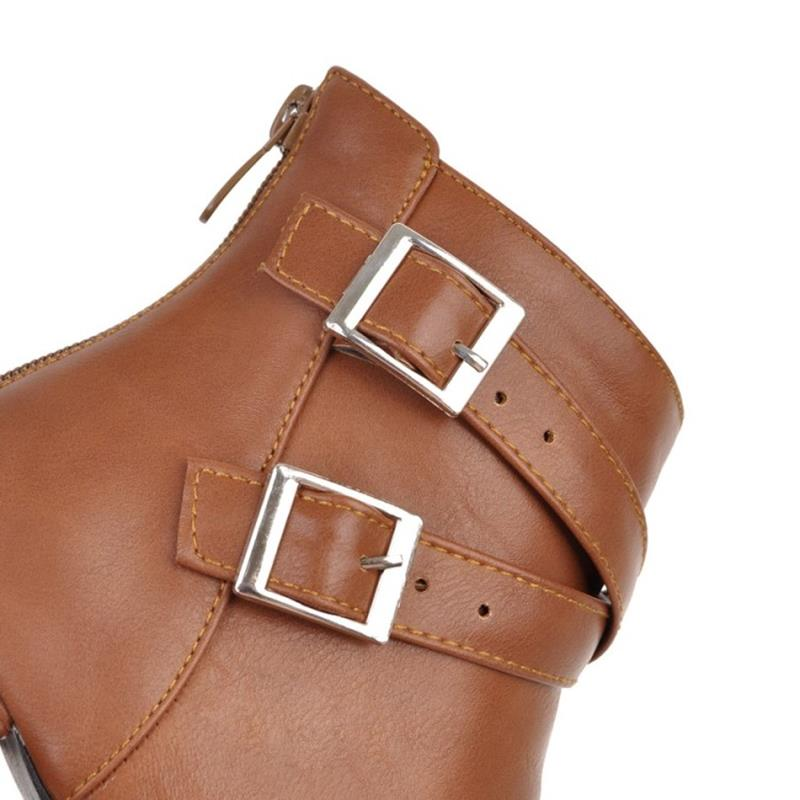 Photos La 46 40 2018 Bout Pompes Plus Qualité De blanc 44 43 Taille Chaussures Gratuite Femmes 47 Bottes Cheville Noir 42 gris Haute Livraison Cool 41 orange 45 Pointu Réel q6qgYw