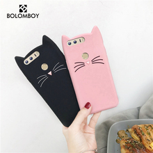 Bolomboy Cat Case For Huawei Ma