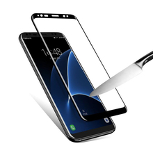 3D Curved Edge Full Screen cover High quality Tempered Glass for Samsung Galaxy S8 S9 S8plus Protector S9+