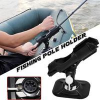 Pvc Kayak Fishing Canoe Inflatable Raft Yacht Boat Accessories Fishing Rod Holder