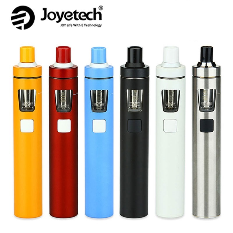 Original Joyetech eGo AIO D22 XL Vape Kit 2300 mAh batería 4 ml tanque ego aio XL todo en uno E cigarrillo Kit Vs Ijust s Kit/ego aio