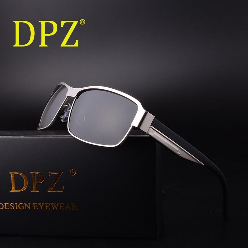 2599d6fbf32 2018 Luxury Brand Designer Vintage Polaroid Lens for Men Male Sunglasses  Polarized Inner coating Eyewear original package-in Sunglasses from Apparel  ...