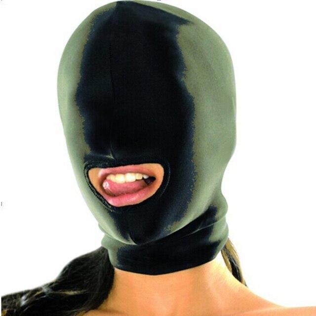 Секс капюшон