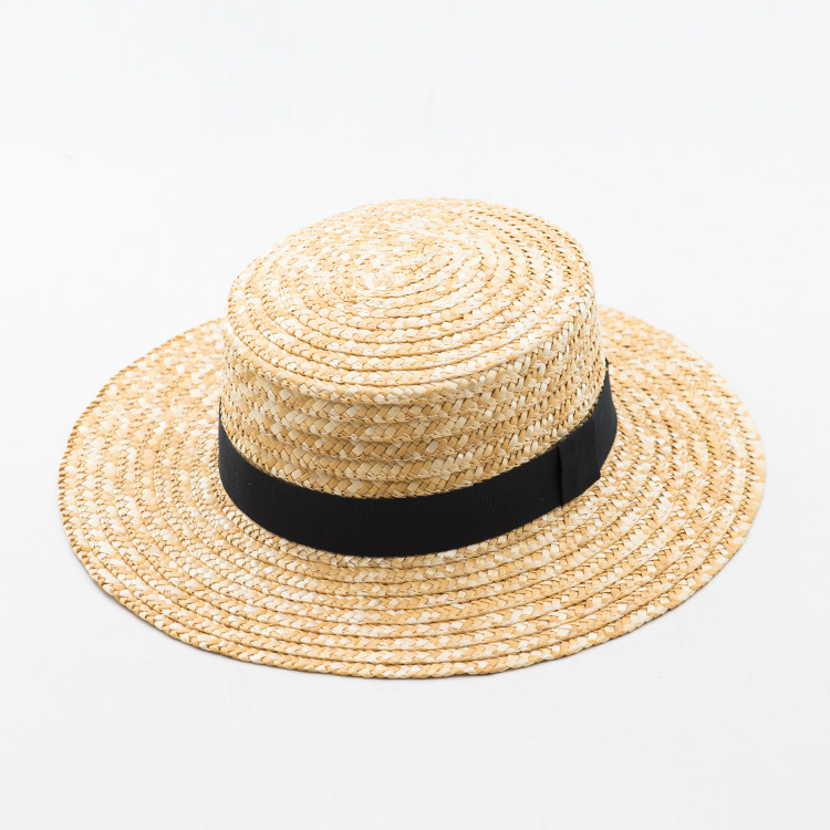 Muchique Boater Hats for Women Summer Sun Straw Hat with Wide Brim Beach  Hats Girl 2017-in Sun Hats from Apparel Accessories on Aliexpress.com  73f903ed81f
