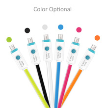 Micro USB Cable LED Color