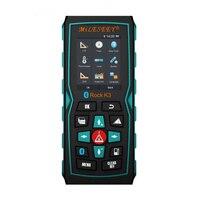 Mileseey K3 200m Bluetooth Digital Laser Distance Meter Rangefinder Smart MOS With Color Display With End