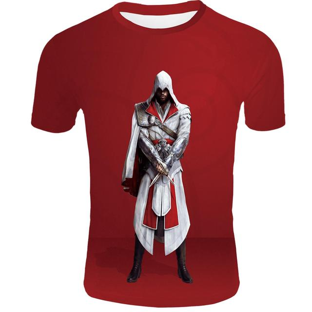 Assassin Creed 3d T Printed...