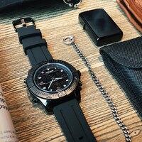 MEGIR Men's Fashion Analog Quartz Wristwatches Military Waterproof Digital LED Men Sports Watches Clock Male Relogio Masculino