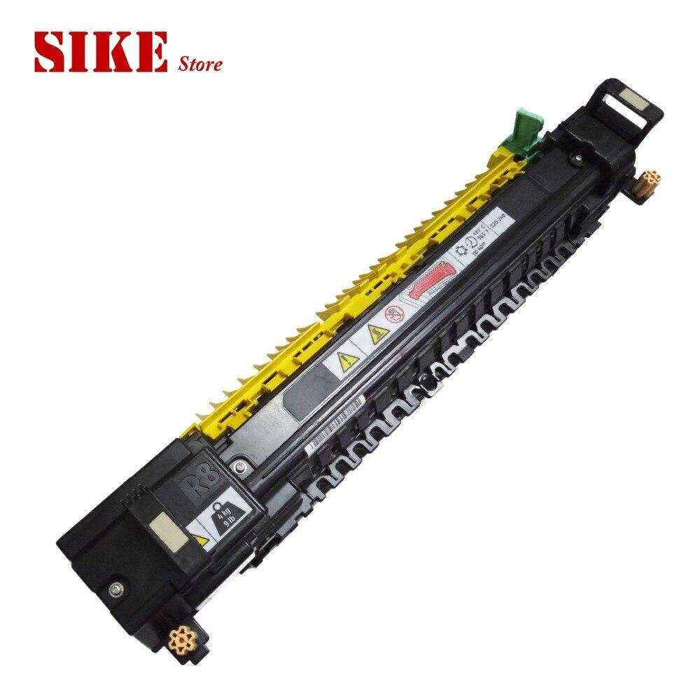 Fusing Heating Unit Use For Fuji Xerox IV C2275 C3371 C2270 C3370 2275 3371 3370 2270 Fuser Assembly Unit chip for xerox fuji xerox fuji xerox fujixerox 108r776 108r777 108r775 new iamging refill kits chips fuses free shipping