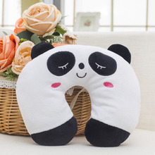 Driving U-pillow plush toy pillow comfortable cartoon animal