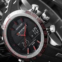 Relogio Masculino Sport Watch Men Waterproof Military Luxury Brand Male Wrist Watch Digital Electronic LED Shock Watch xfcs