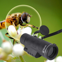 SEWS Day&Night Vision 40X60 HD Optical Monocular Hunting Camping Hiking Telescope free shipping