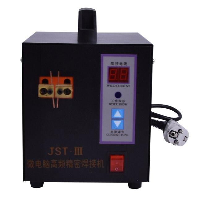 Punktschweißmaschine Schweißen Laptop batterie Knopfzelle Akku ...