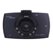 2.4 Pulgadas de 120 Grados Mini Cámara FHD 1080 P Grabador de Vídeo Registrator Coche DVR de La Visión Nocturna de Detección de Movimiento Sensor Dash Cam