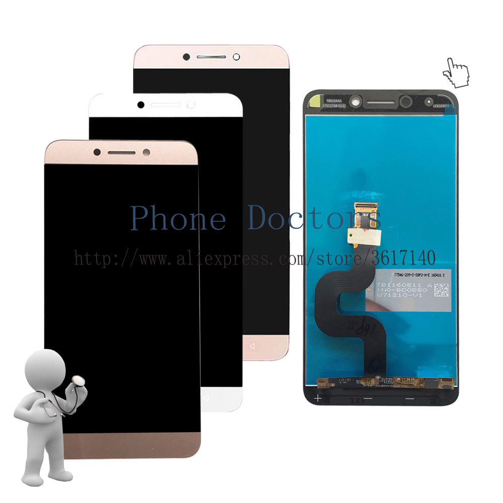 5,5 ''Für LeTV LeEco Le 2 Le2 Pro X620 Voll LCD DIsplay + Touchscreen Digitizer Assembly Für LeTV X520 X527 X528 X529 X621 X625