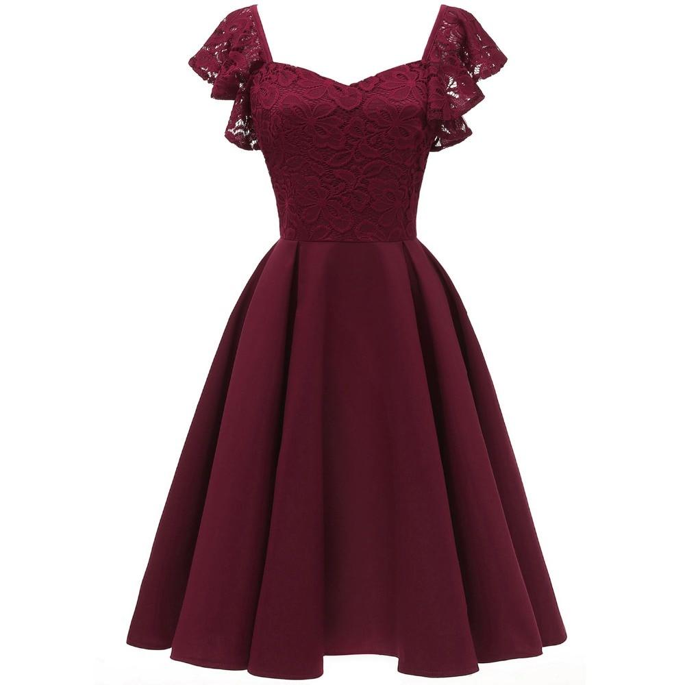 Floral Lace Dress 12